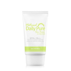 Secret Key - Natural Daily Pure Sun Cream 30g
