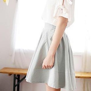MASoeur - Colored A-Line Skirt
