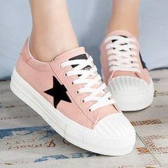 Renben - Star Platform Sneakers