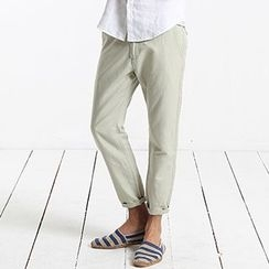 Simwood - Linen Cotton Pants