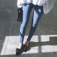 mimi&didi - Washed Skinny Jeans