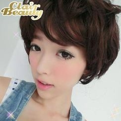 Clair Beauty - Short Full Wigs - Wavy