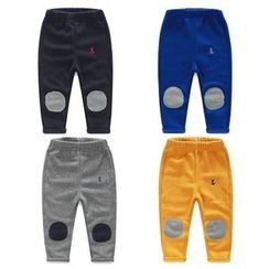 Seashells Kids - Kids Knee Pad Sweatpants
