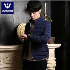 WOOG - Stand Collar Padded Jacket