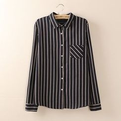 Tangi - Striped Shirt