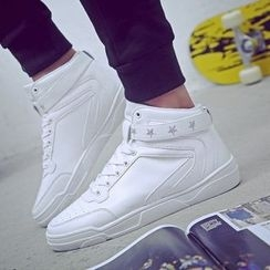 MARTUCCI - High-Top Athlete Sneakers