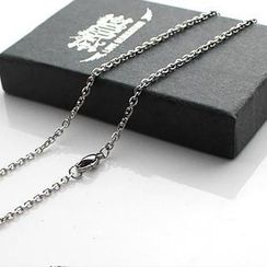 Love Generation - Titanium Steel Necklace