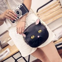 Youme - Cat Shoulder Bag