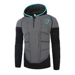 Blueforce - Hooded Sport Zip Jacket