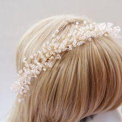 constello - Embellished Wedding Hair Band