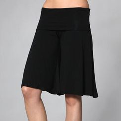 Almaz.C Lifestyle - Wide-Leg Shorts