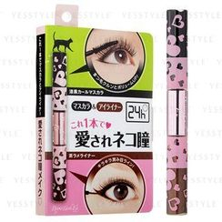 BCL - Browlash EX Perfect 2 in 1 Mascara & Eyeliner