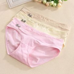 RYMY - Maternity Bow Accent Panties