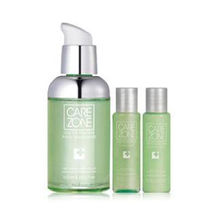CAREZONE - Doctor Solution P-Cure Set: Essence 45ml + Toner 25ml + Emulsion 25ml