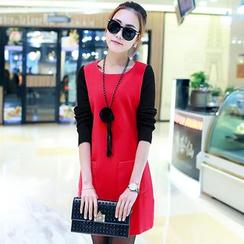 ESODO - Panel Knit Dress