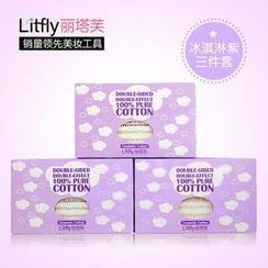 Litfly - Cotton Pad