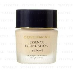 Covermark - Jusme Color Essence Foundation SPF 18 PA++ (Yellow) (#YN00)
