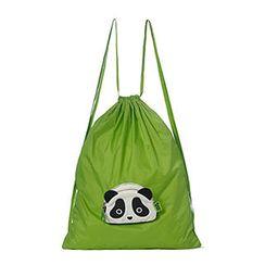 Morn Creations - 熊猫环保健身袋 (大)