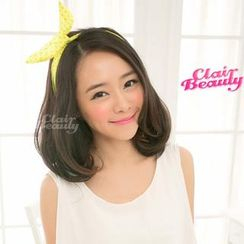 Clair Beauty - Short Half Wig - Curly