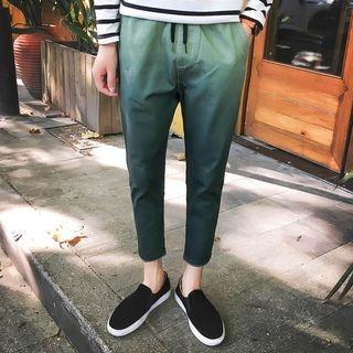 Telvi - Gradient Cropped Pants
