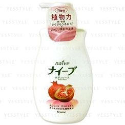 Kracie - Naïve Body Wash (Pomegranate)