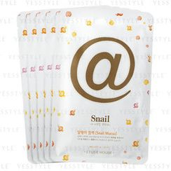 Etude House - I Need You, Snail! Mask Sheet