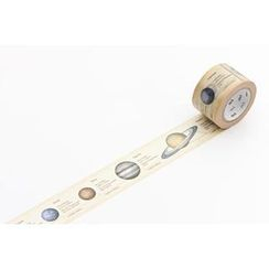 mt - mt Masking Tape : mt Ilustrated Handbook (Solar System)