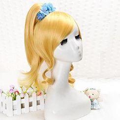 Coshome - LoveLive! Eli Ayase Cosplay Wig