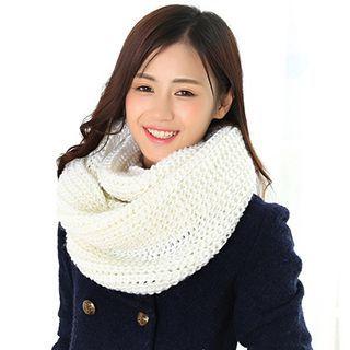 Rita Zita - Crochet Knit Scarf