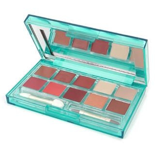 Estee Lauder - Emerald Dream Lip and Eye Color Palette (4x Eye Shadow + 6x Lip Color)