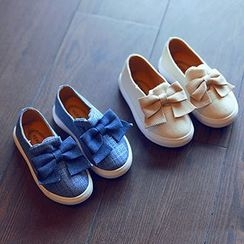 BOOM Kids - 童装蝴蝶结轻便鞋