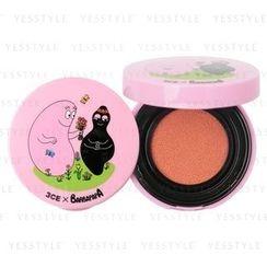 3 CONCEPT EYES - Barbapapa Blush Cushion (Peach)