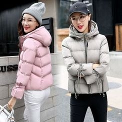 AiSun - Hooded Padded Jacket