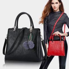 Rabbit Bag - Faux Leather Cross Bag
