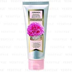 Fernanda - Fragrance Body Butter Pink Euphoria (Fresh Sweet from Juicy Fruits)