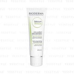 Bioderma - Sebium Purifying Mask (For Combination/Oily Skin)