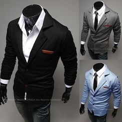 Hansel - Slim-Fit Blazer