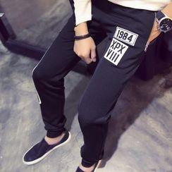 Rocksoul - Printed Jogger Pants