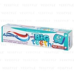 Aquafresh - My Big Teeth Fluoride Toothpaste (Fresh)