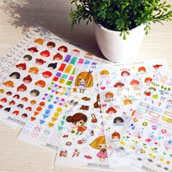 Full House - Stickers 6 pcs