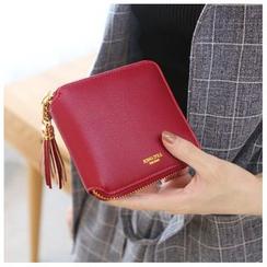 Rinka Doll - Tasseled Zip Wallet