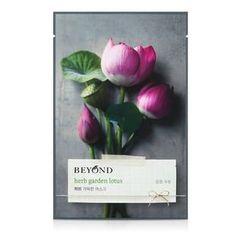 BEYOND - Herb Garden Mask (Lotus) 1pc