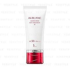 Sofina - Alblanc Medicated Day Emulsion SPF 50+ PA++++ IV