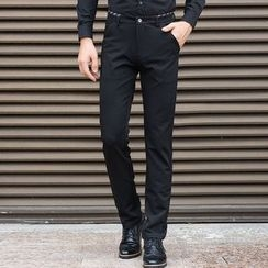 Denimic - Straight Fit Pants