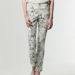 Life 8 - Floral-Print Leggings