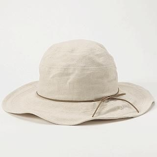 GRACE - Bow-Accent Sun Hat