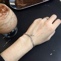 PANGU - Star Chain Bracelet