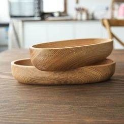 Cutie Bazaar - Wooden Bowl