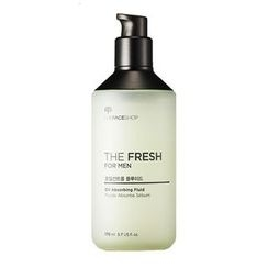 The Face Shop - The Fresh For Men Oil Control Fluid 170ml