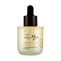 The Face Shop - Jeju Tangerine Dry Oil 40ml